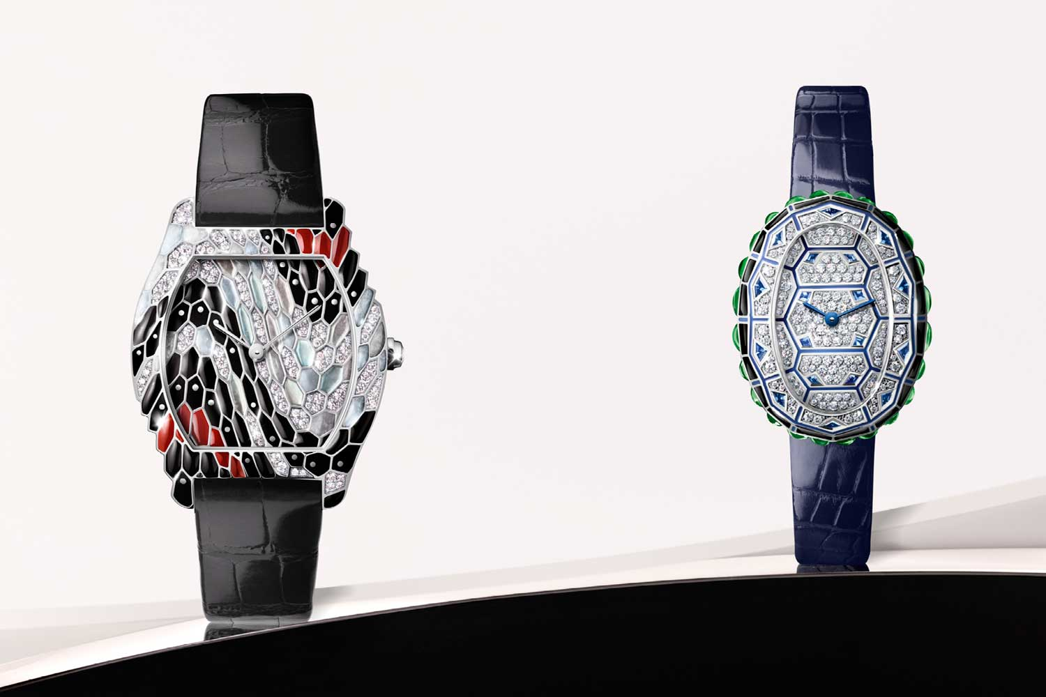 The new Cartier Libre watches