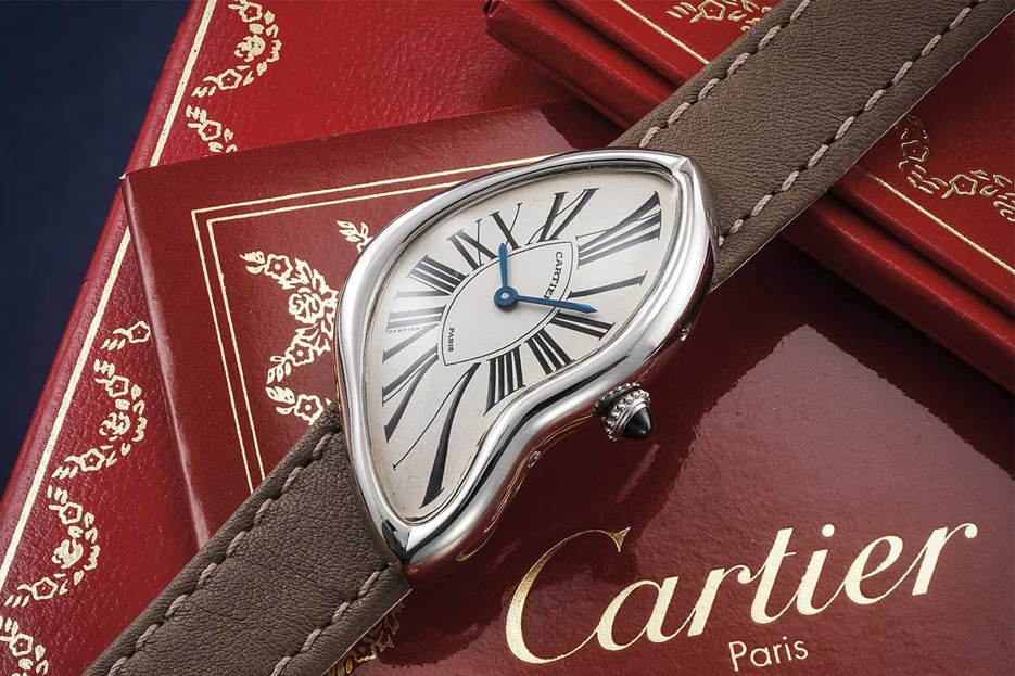 Apart from Rolex and Patek Philippe,vintage Cartiers models have been making waves in the secondary market.