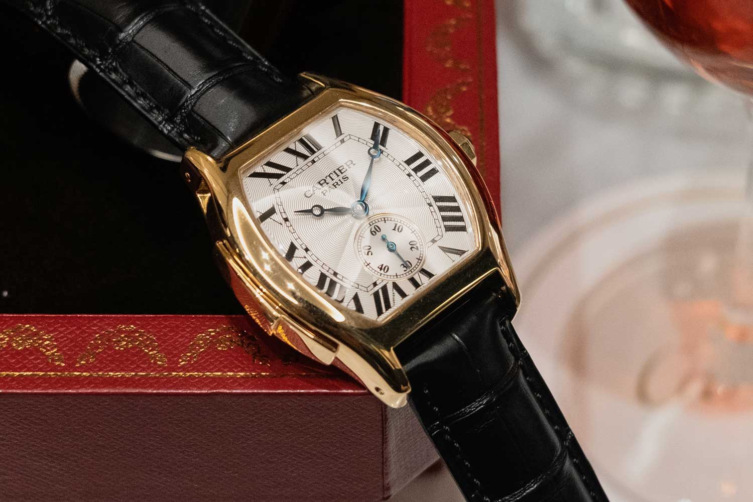 Collection Privée Cartier Paris (CPCP): Tortue Minute Repeater