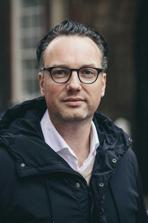 Founder of Fratello Watches, Robert-Jan Broer (Image: acollectedman.com)