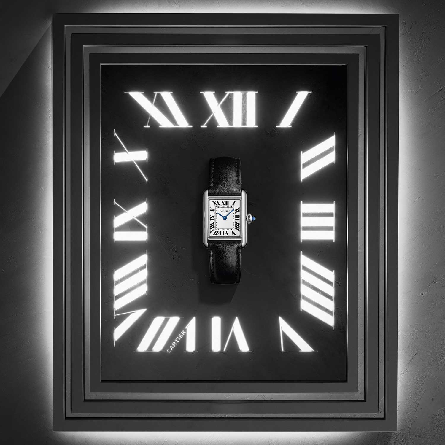 Cartier's SolarBeat photovoltaic movement can last for 16 years before it needs to be serviced.