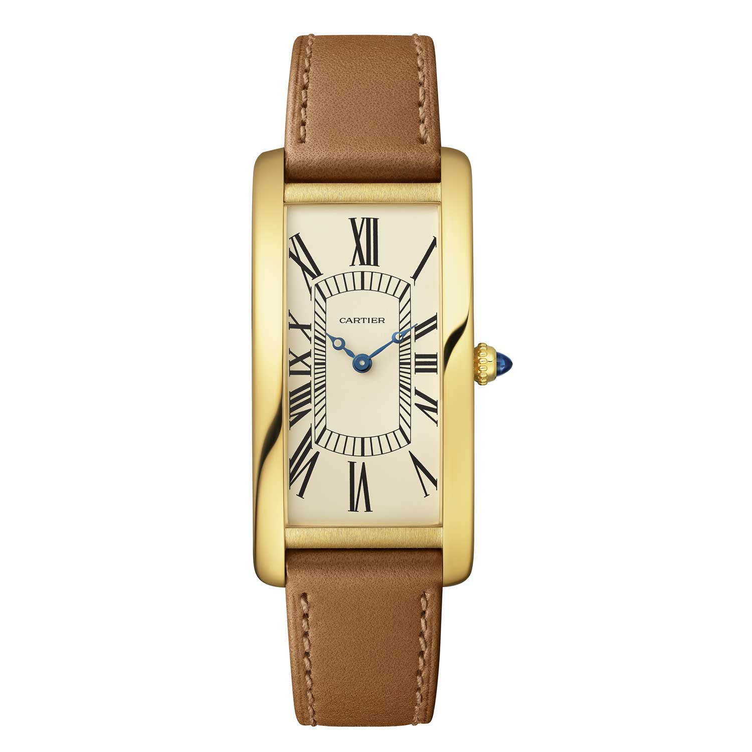 The 100th Anniversary Cartier Tank Cintrée Limited Edition
