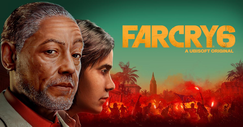 Hamilton Far Cry 6