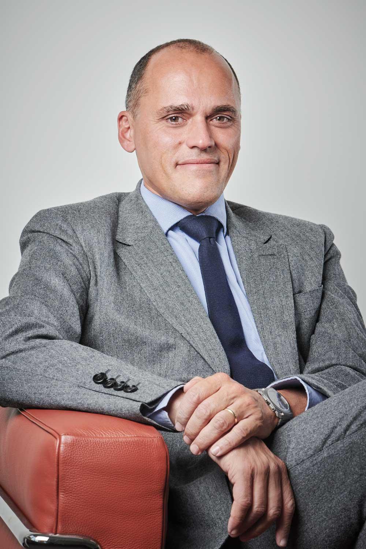 Antoine Pin, managing director of Bvlgari's Watch Division