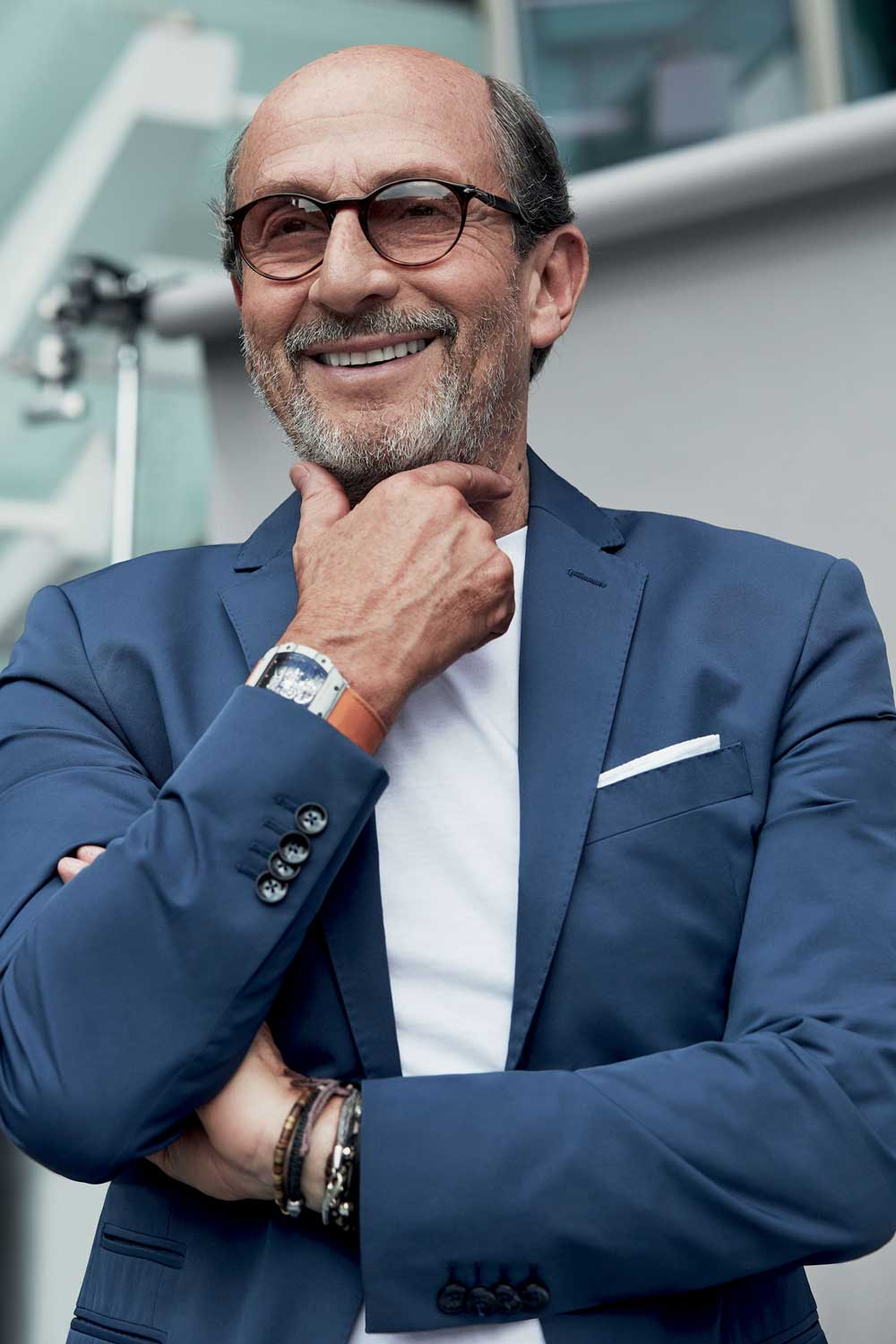 Richard Mille's timepieces have so far transcended their genre and have become cultural symbols in their own right