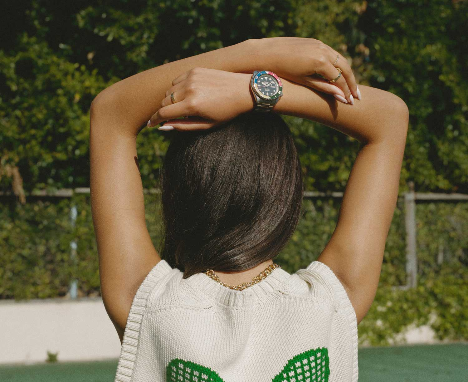 Rowing Blazers Summer 2021 campaign features the new watches brought out as part of its collaboration with Seiko.