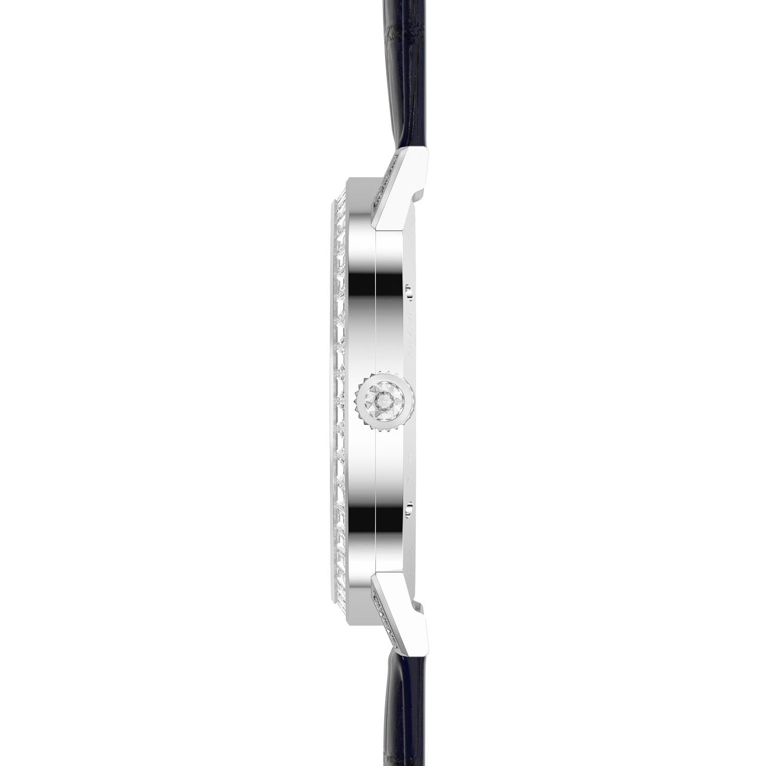 The watch is powered by Piaget's in-house 670P Tourbillon caliber, an ultra-thin manual winding movement with a 48-hour power reserve
