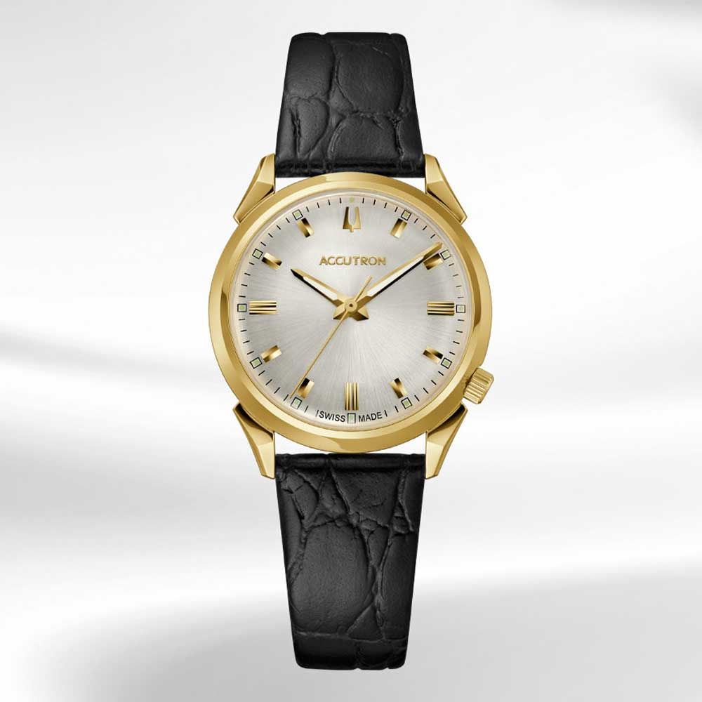 Return of Accutron 412 from 1969