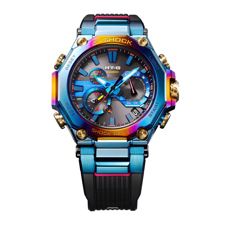 "G-Shock MTG-B2000PH ""Blue Phoenix"""