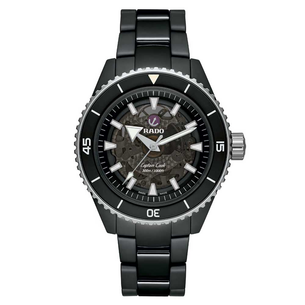 Rado Captain Cook Automatic Reference 734.6127.3.015 / R32 127 15 2