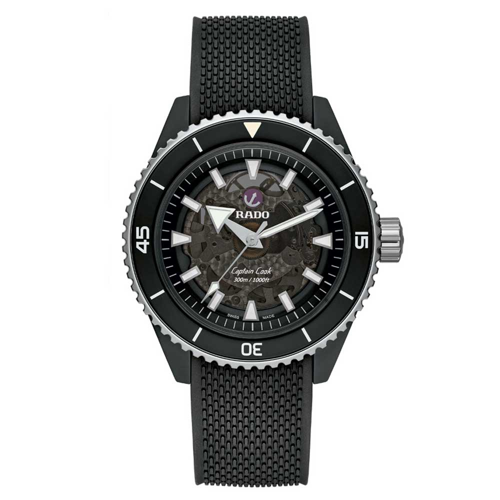 Rado Captain Cook Automatic Reference 734.6127.3.215 / R32 127 15 6