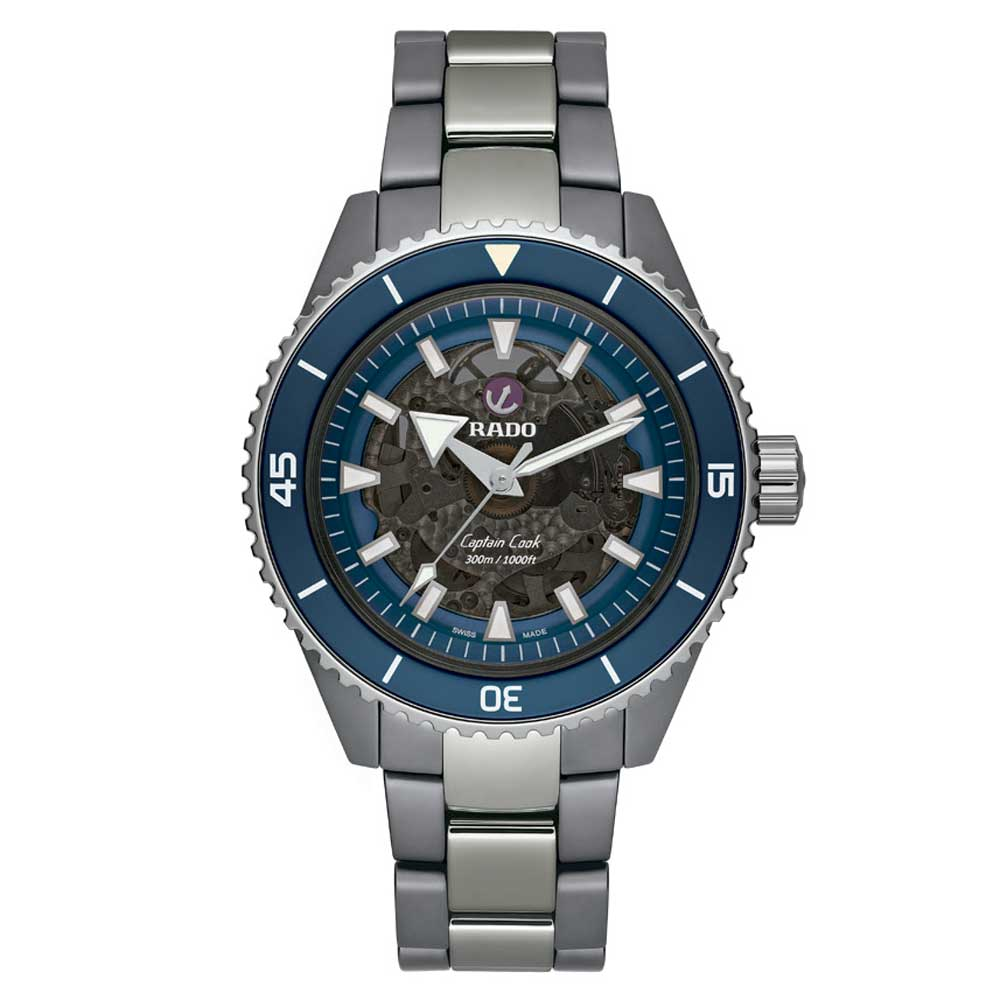 Rado Captain Cook Automatic Reference 734.6128.3.020 / R32 128 20 2