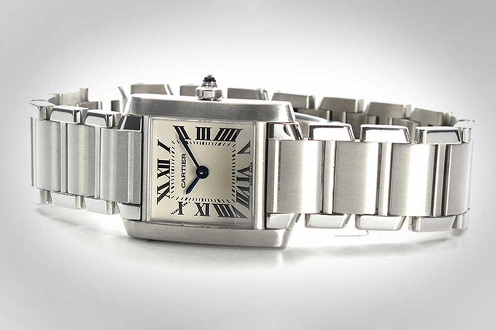 The Tank Francaise in steel