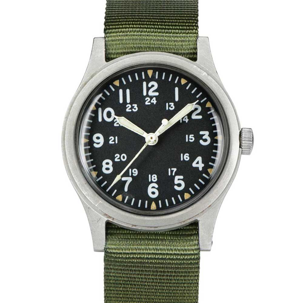 Hamilton's Military Watch from 1966