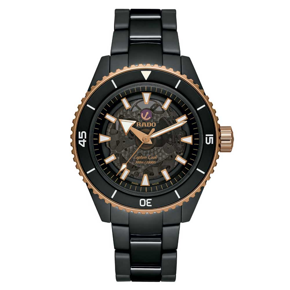 Rado Captain Cook Automatic Reference 734.6127.3.016 / R32 127 16 2