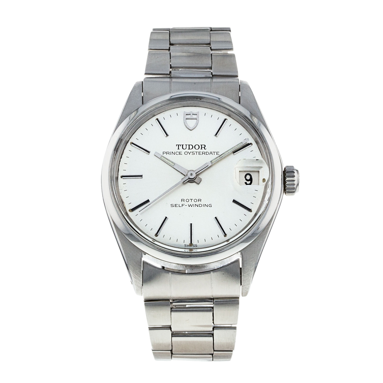 The present example of the Tudor Prince Oysterdate ref. 90900 at our shop is from 1996.