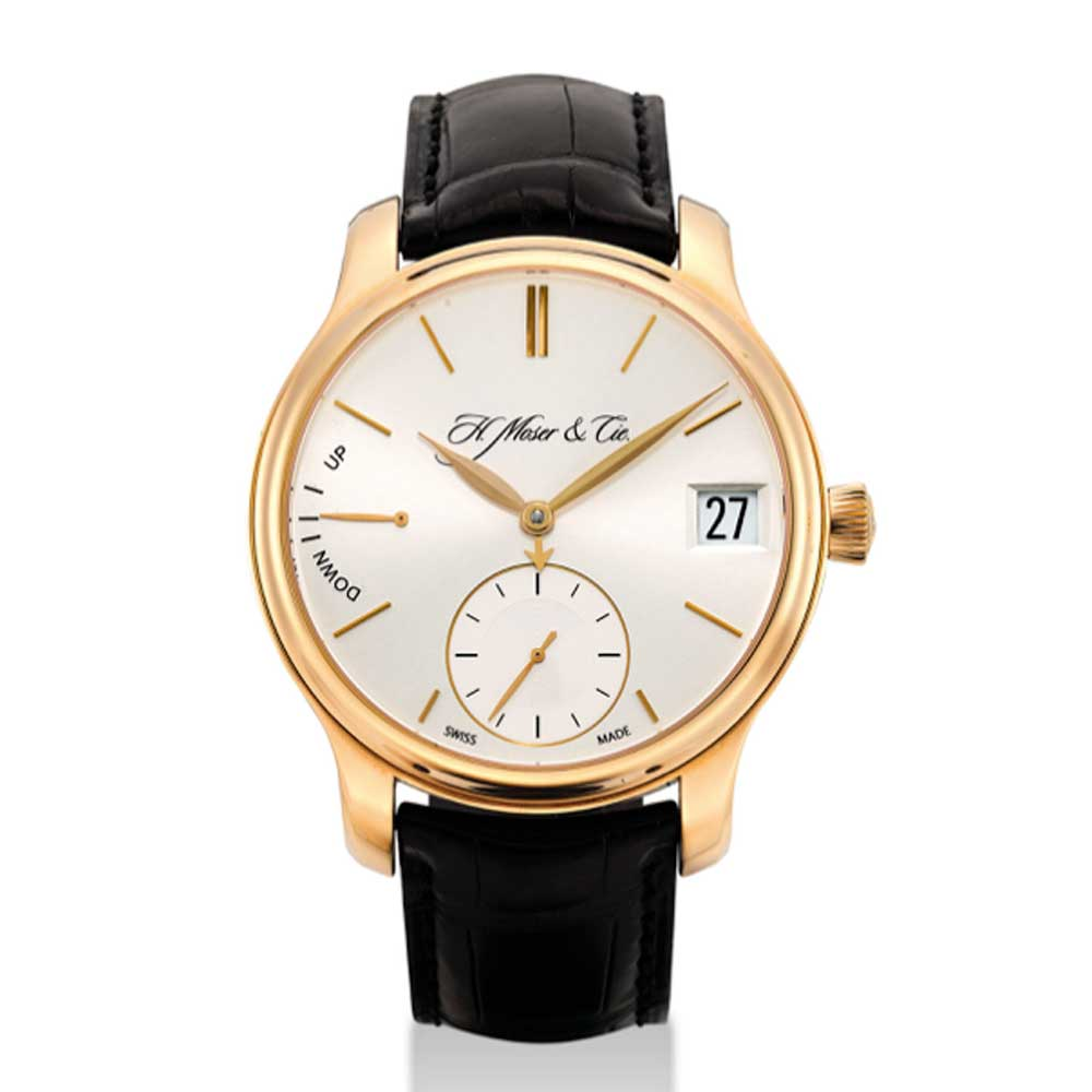 Strehler's most renowned work is perhaps the H. Moser & Cie. Perpetual 1 of 2002, which till today, remains the most advanced perpetual calendar on the market