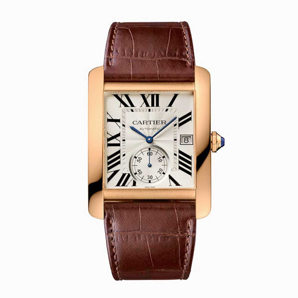 Cartier Tank MC in pink gold released in 2013