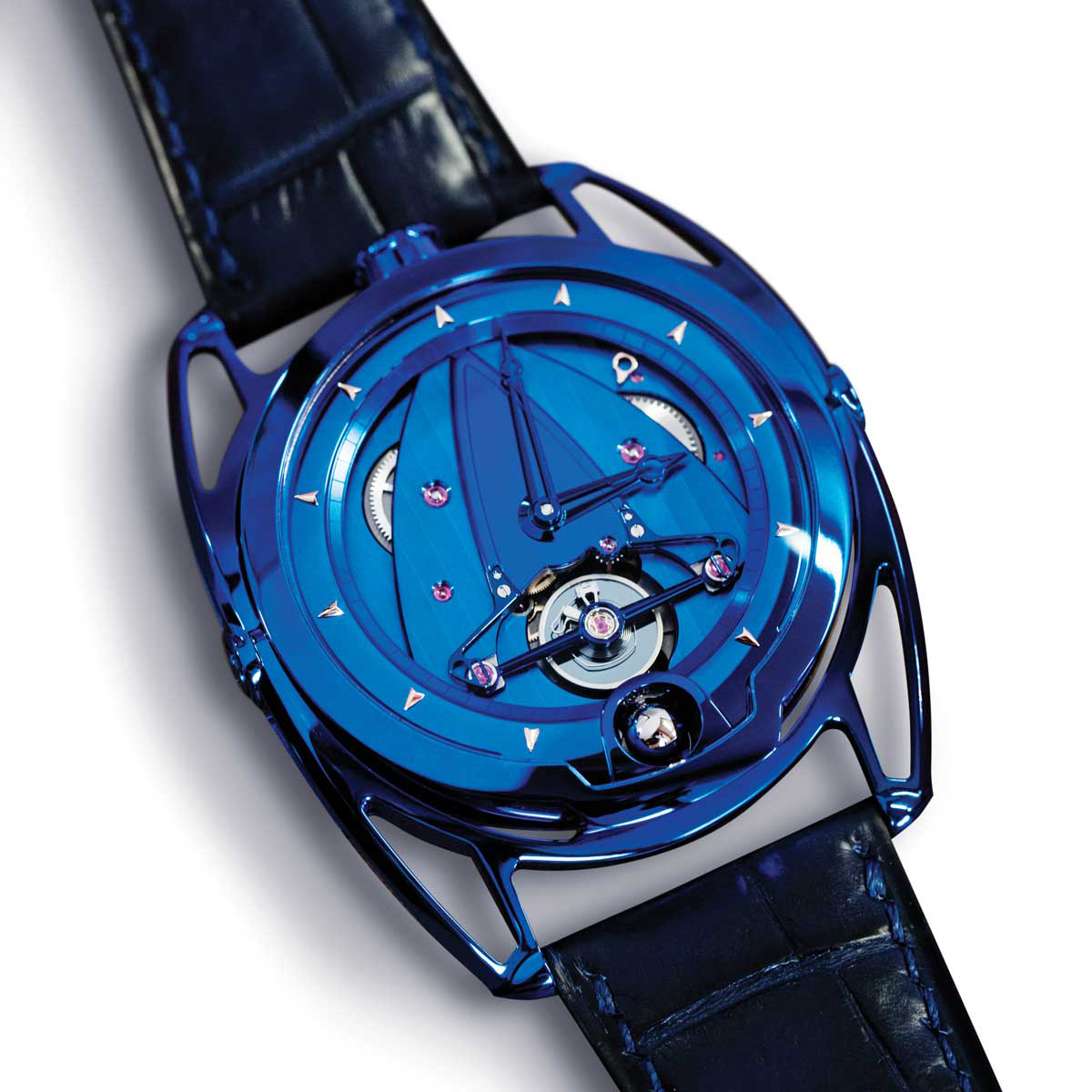 Wei's limited edition DB28T Kind of Blue