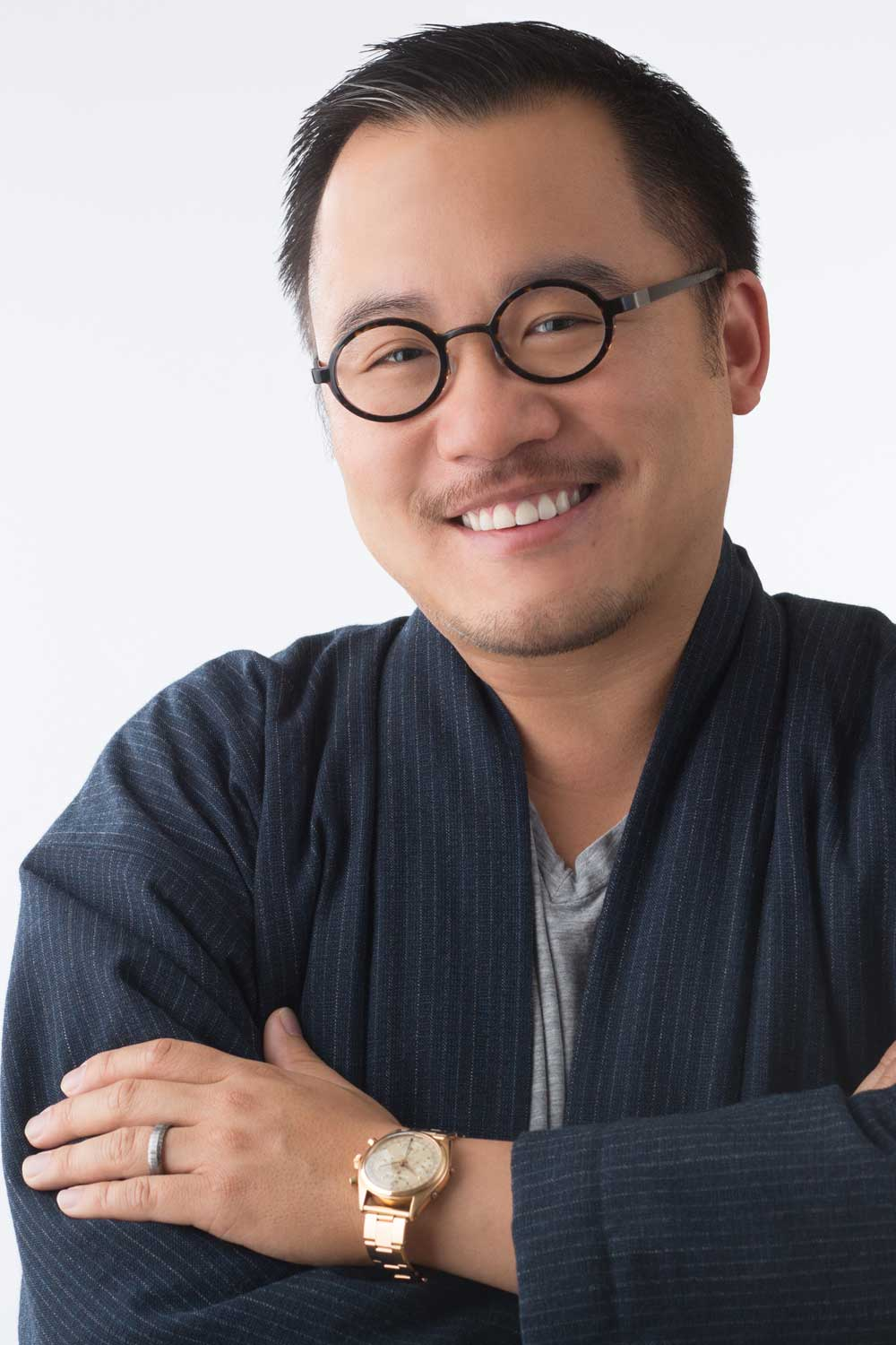 Watch supremo and master of the finer things in life, Eric Ku