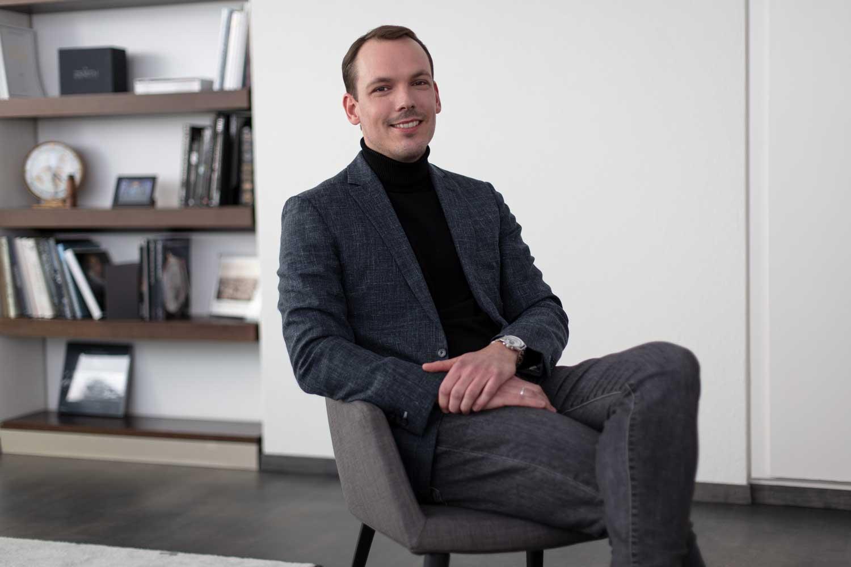 Romain Marietta, Zenith Product Chief