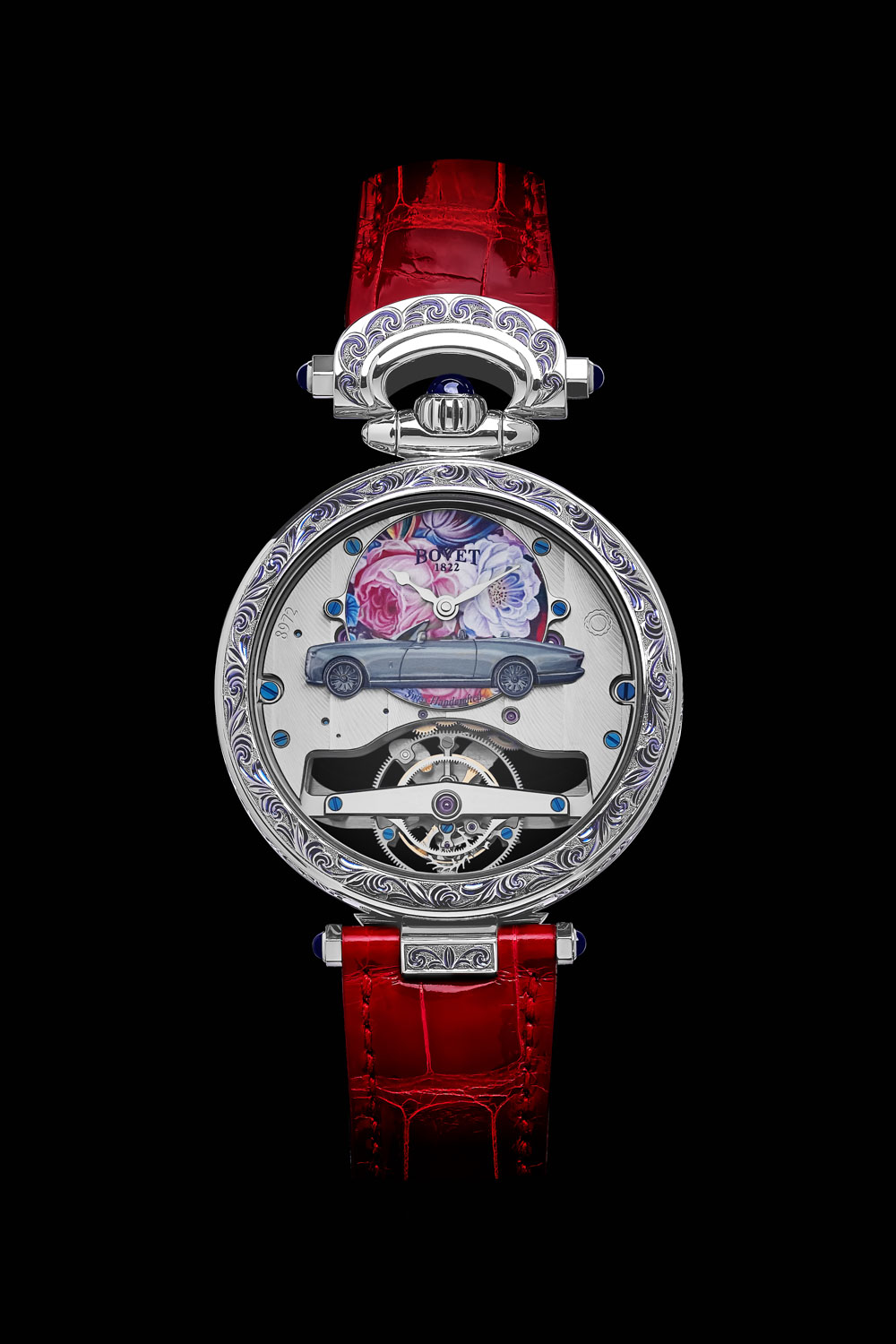 Rolls-Royce Boat Tail Bovet Lady's Timepiece