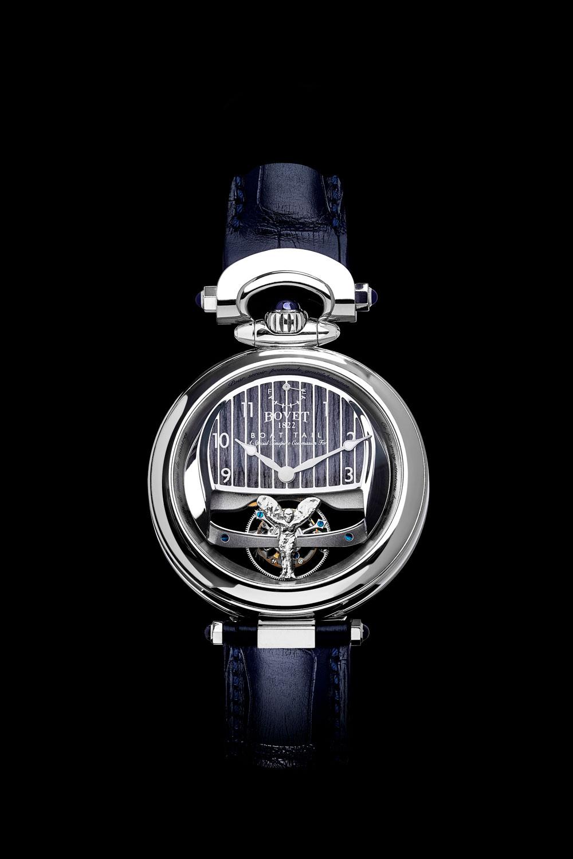 Rolls-Royce Boat Tail Bovet Gentleman's Timepiece