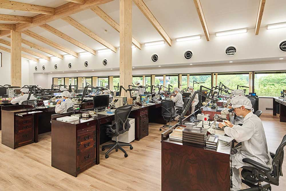 """The studio strives to promote practical resources and waste reduction by practicing """"Reduce, Reuse and Recycle"""" initiatives."""