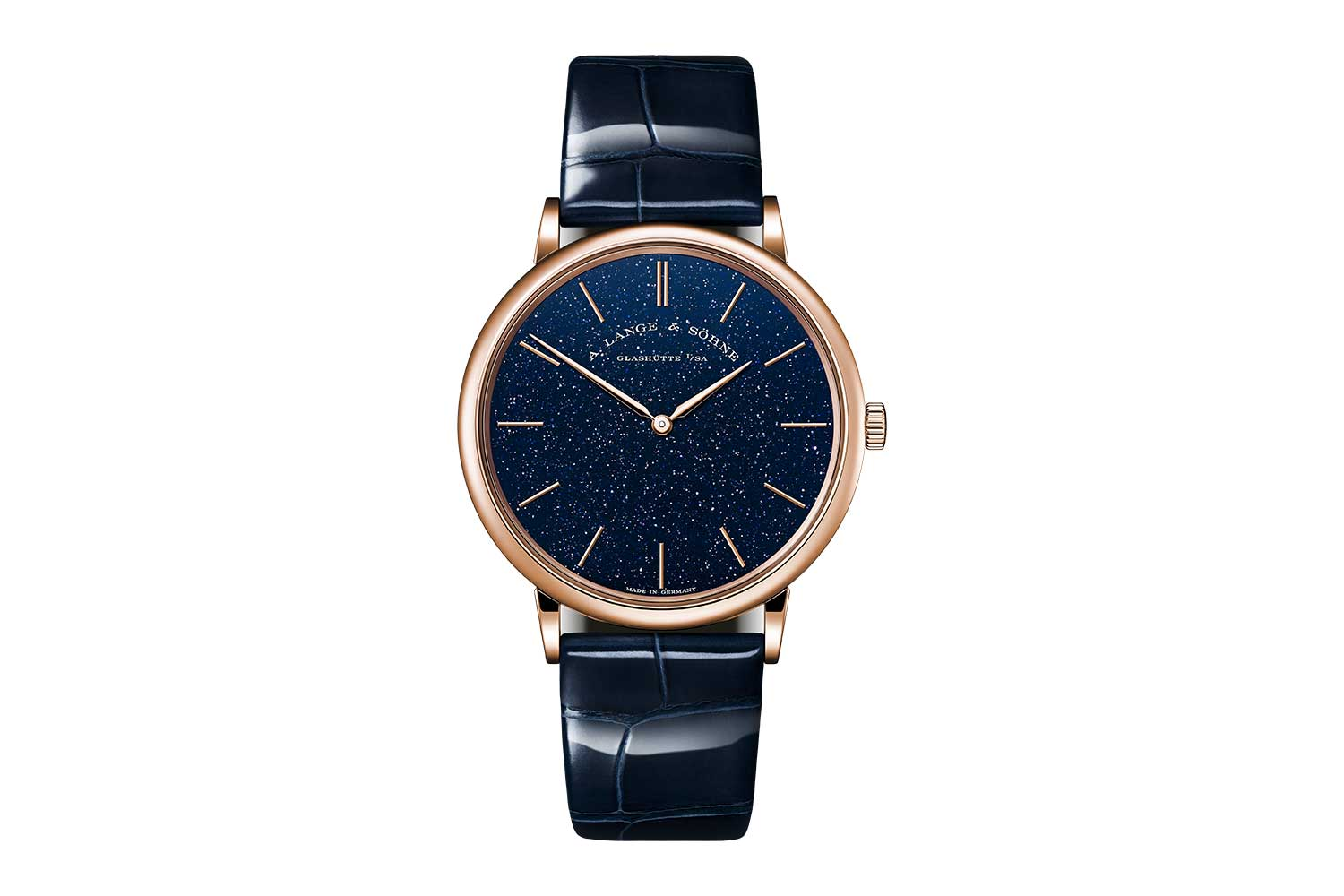 The 2021 A. Lange & Söhne Saxonia Thin – Ref. 211.088, limited edition of 30 pieces