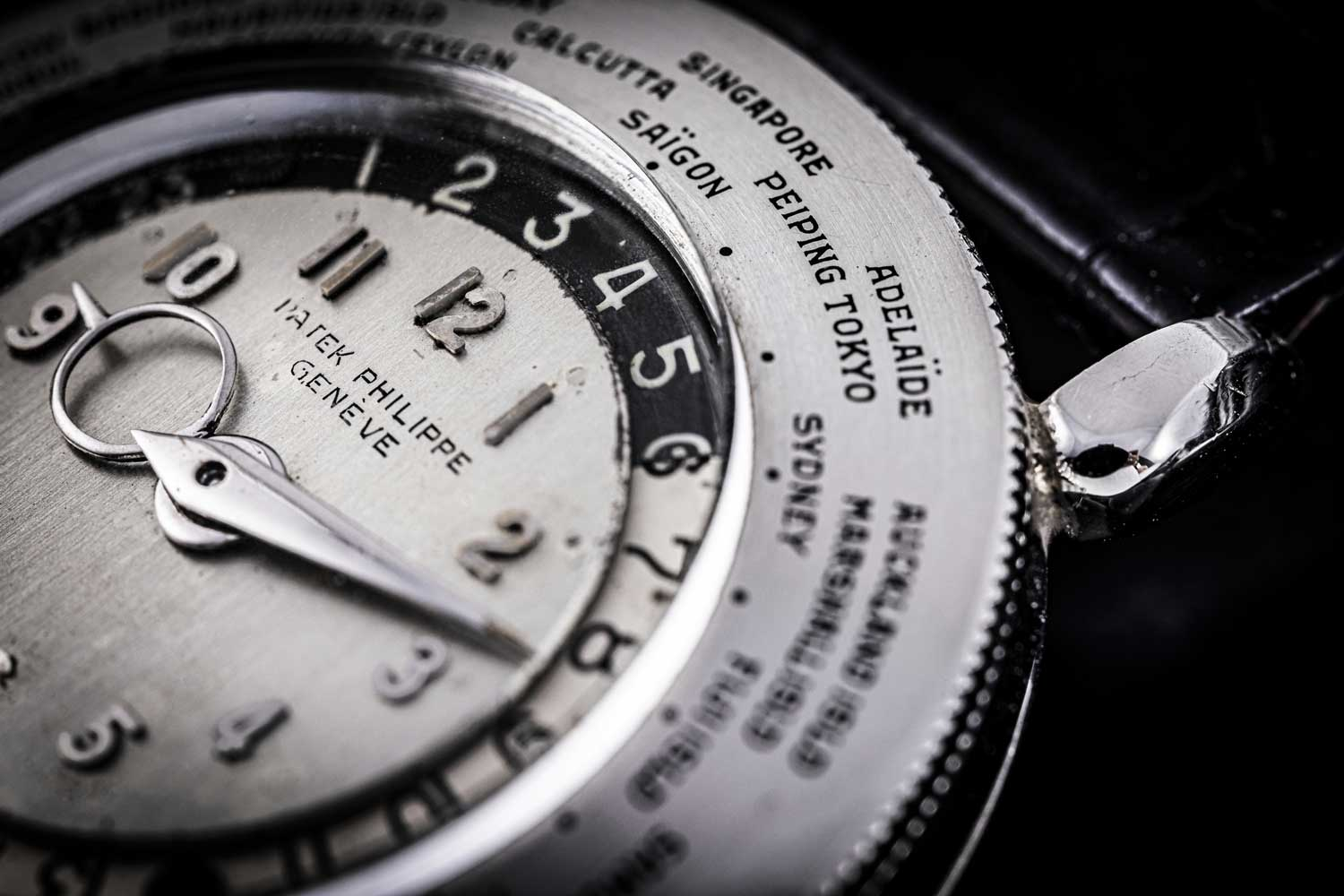 The platinum ref. 1415 HU showed up in the market again this year as part of Christie's The Legends of Time, an auction of some of the most remarkable timepieces from the 19th and 20th century.
