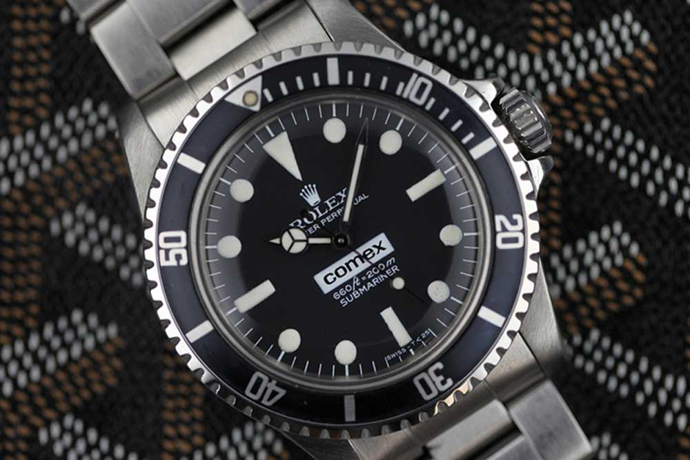 The Rolex Submariner Ref. 5514