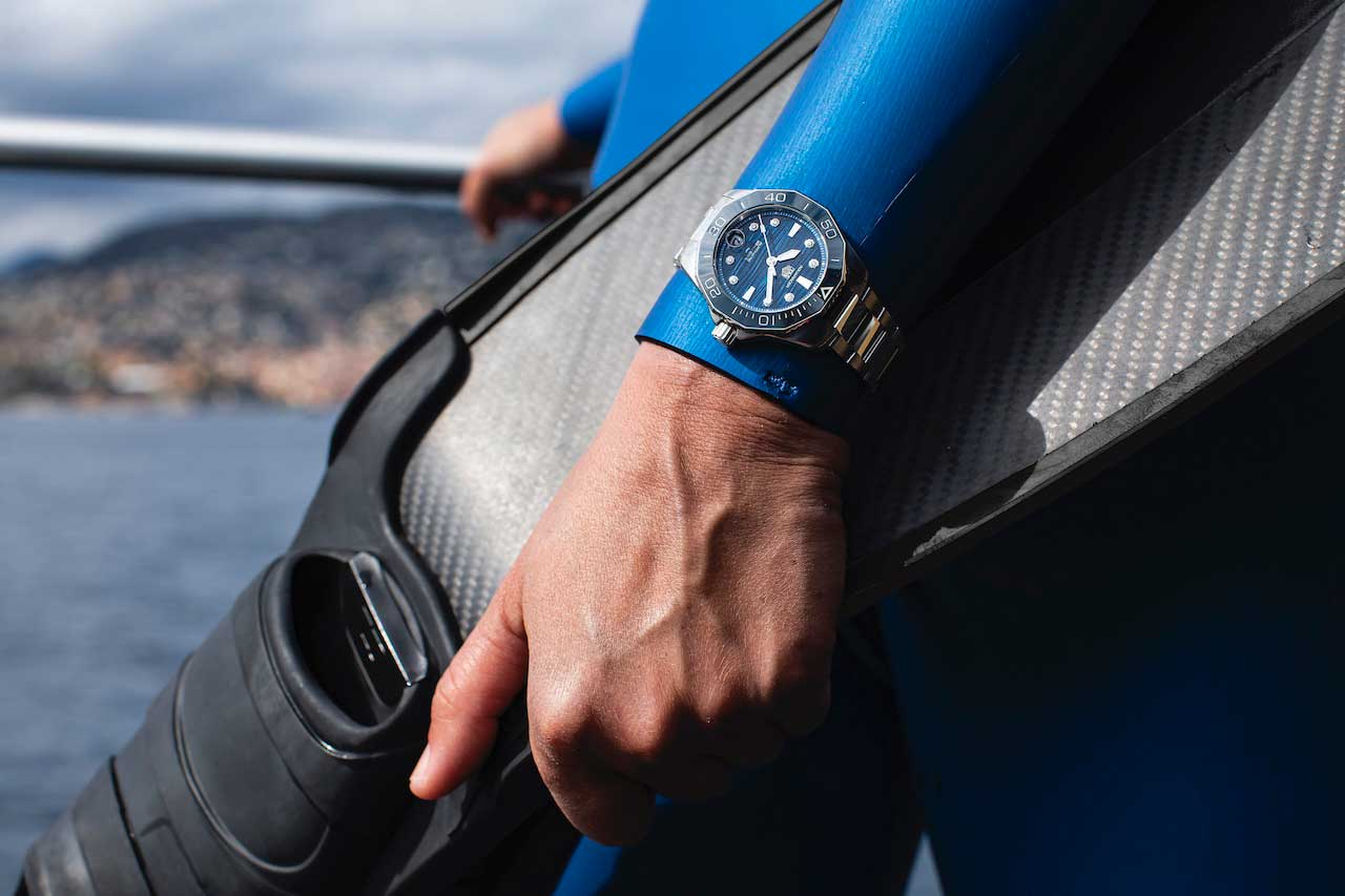 The new Aquaracer models offer a hard-to-beat combination of vintage size and modern reliability.