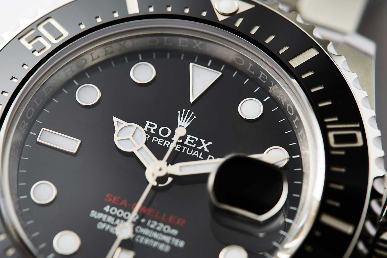 Rolex Sea-Dweller reference 126600