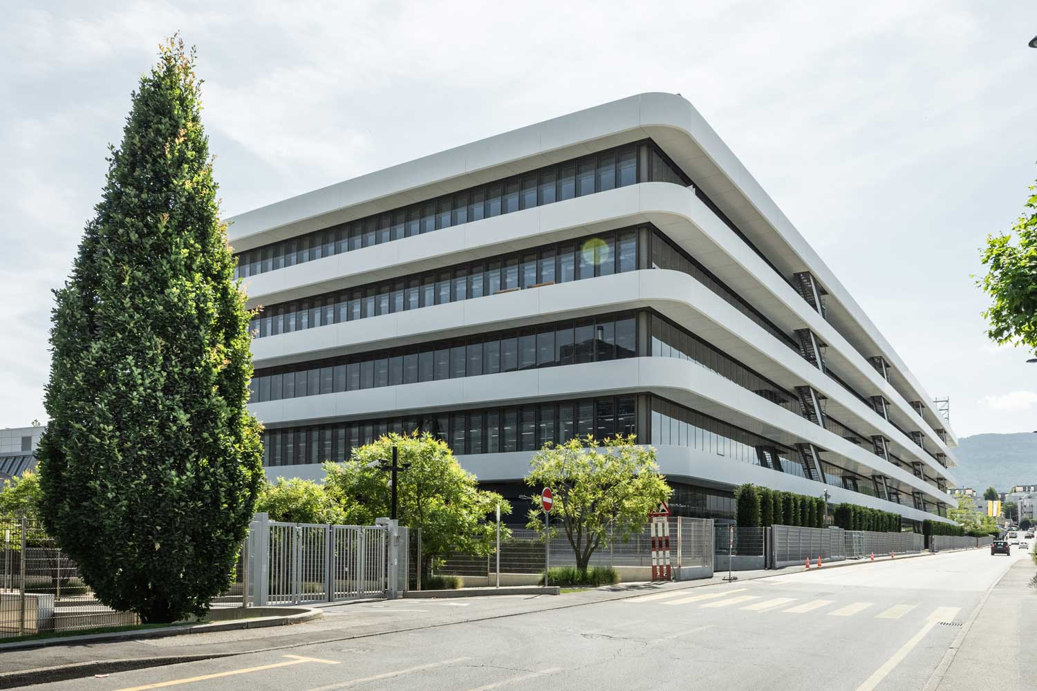 In June 2020, Patek Philippe announced the completion of its new production facility in Geneva