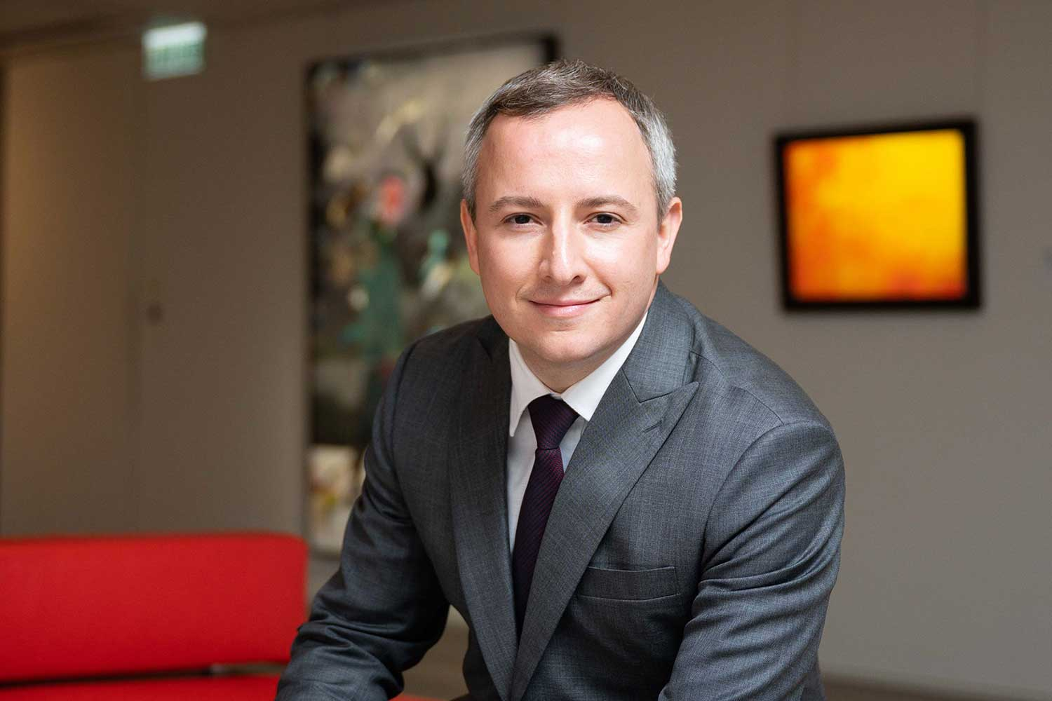 Alexandre Bigler, vice president and head of watches for Christie's Asia Pacific