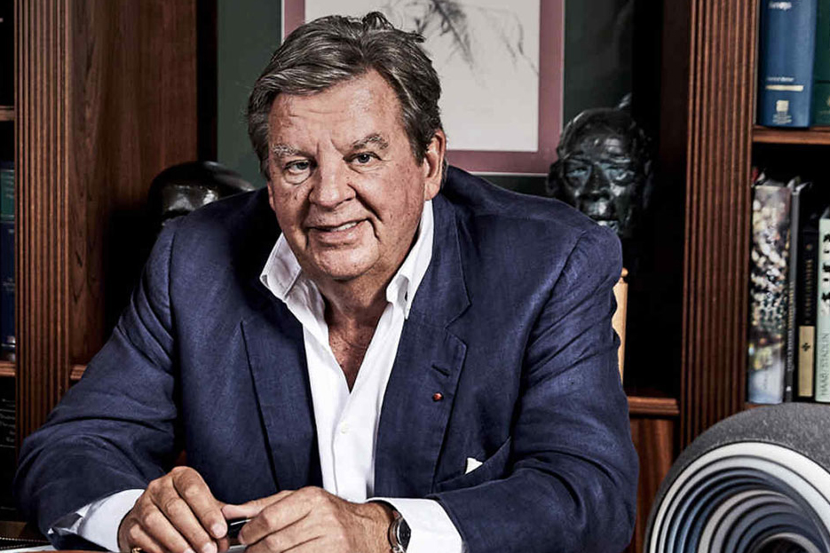 Richemont's Chairman, Johann Rupert has announced some changes in the company's senior management structure this year.