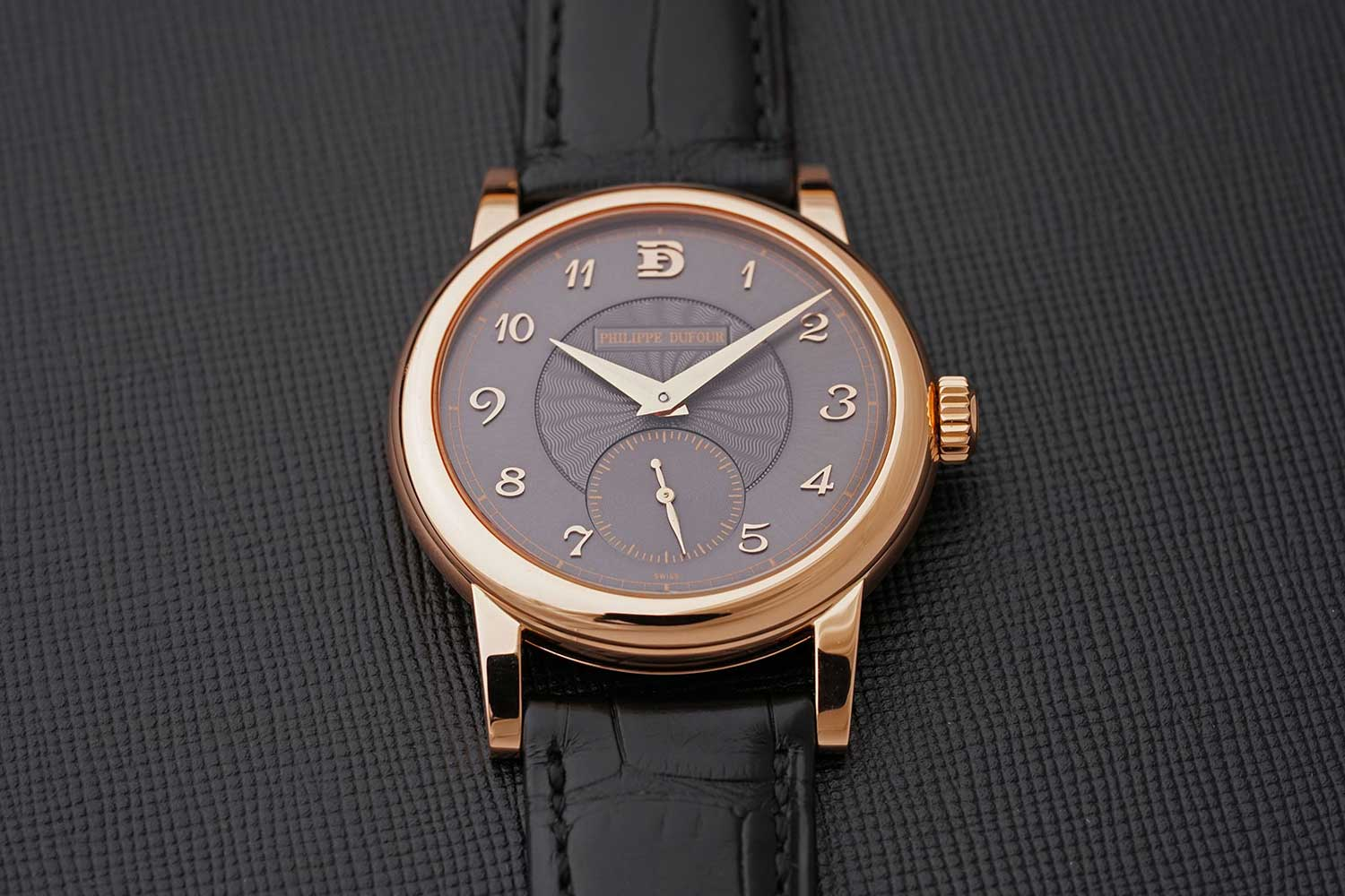 In November, Phillips sold a Philippe Dufour Simplicity Anniversary Edition number 00 in pink gold for USD 1,512,000, the highest price paid for an independent maker at any auction