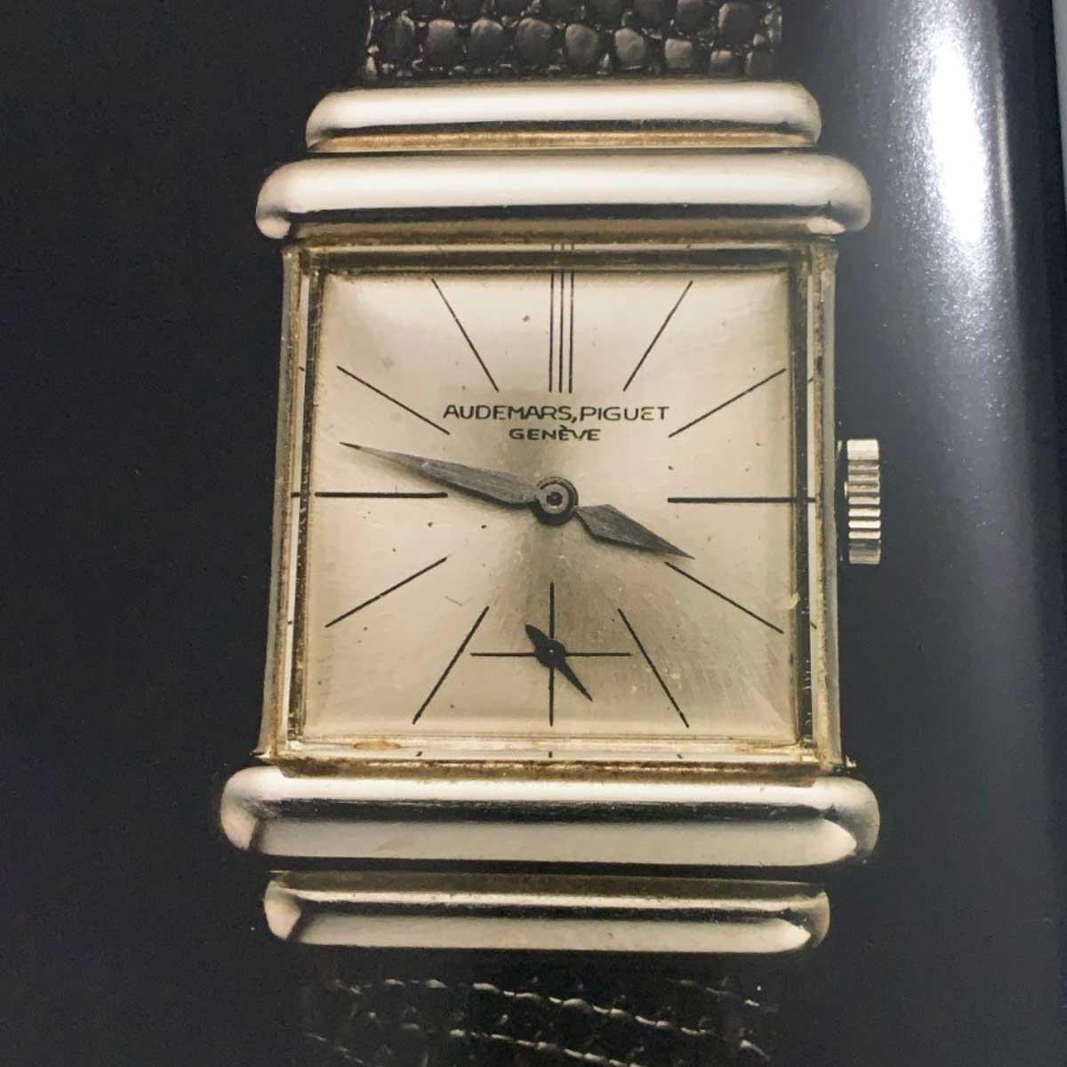 Audemars Piguet World's Fair watch from 1938 has been a part of Michael Friedman's collection since 2003.(Image: Audemars Piguet)