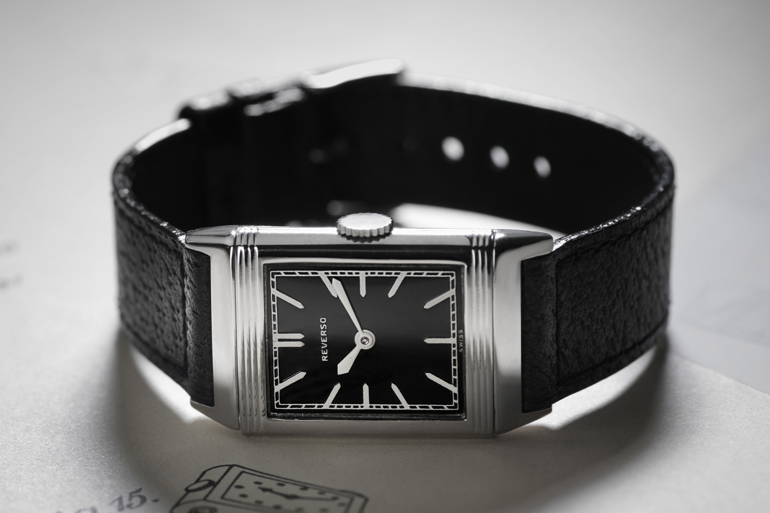The first-ever Reverso from 1931