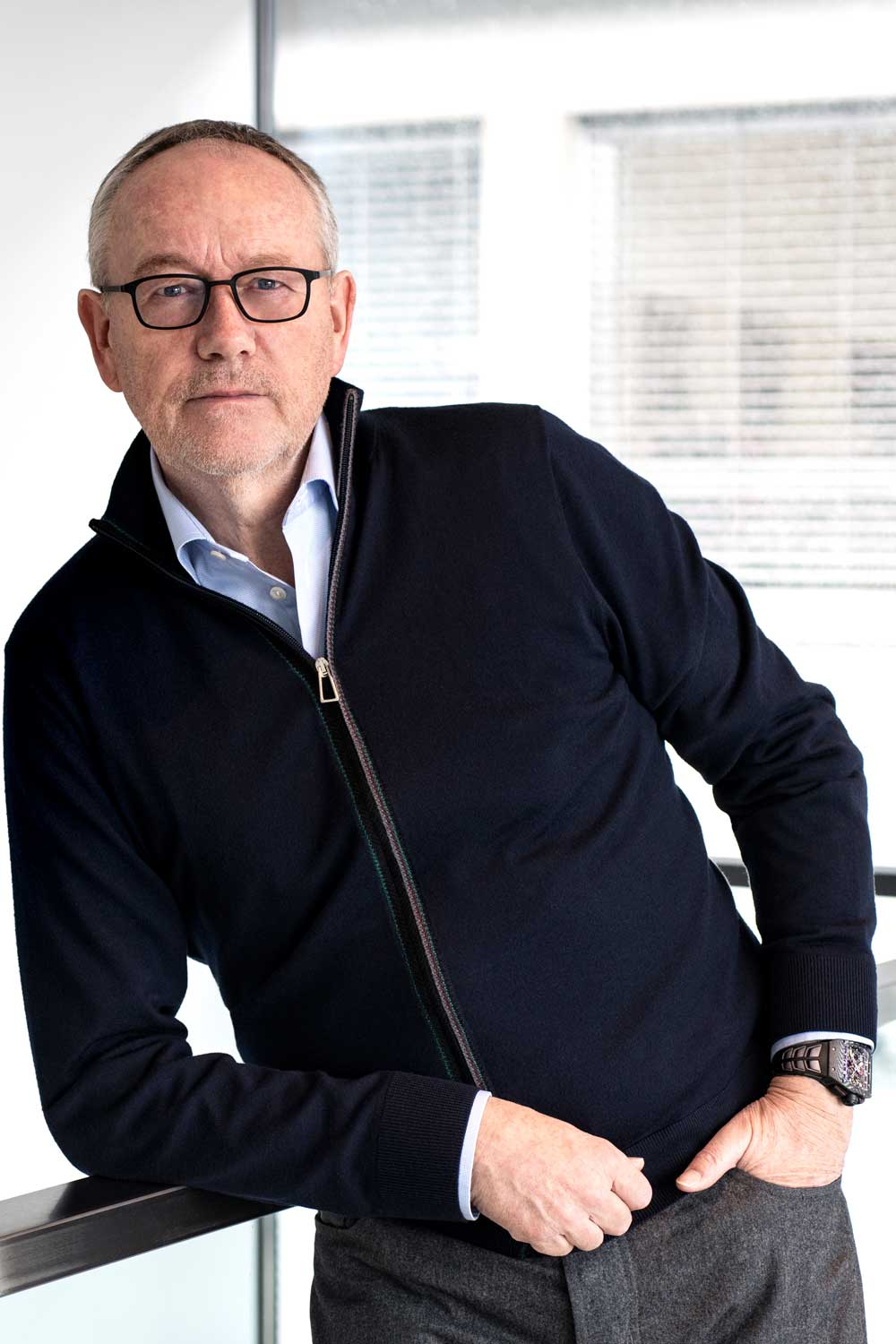 Dominique Guenat, Richard Mille co-founder and co-president