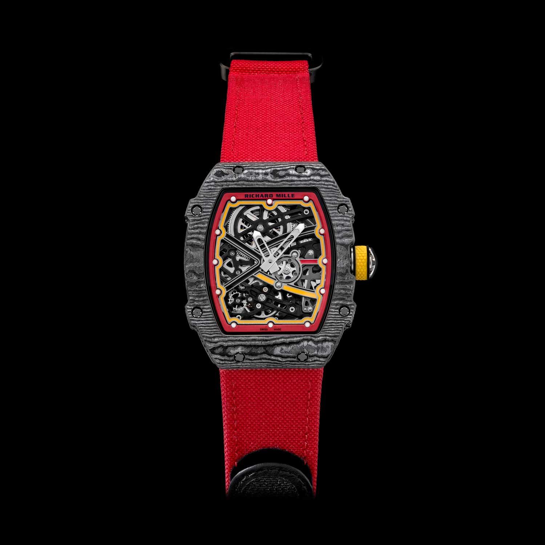 2018 – Richard Mille RM 67-02 Alexander Zverev Edition Watch