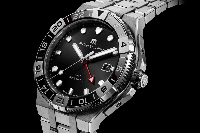 02 Maurice Lacroix Aikon Venturer GMT - Giới thiệu đồng hồ Maurice Lacroix Aikon Venturer GMT
