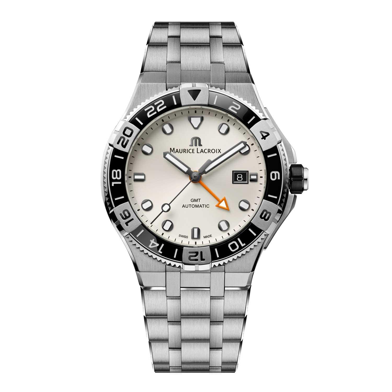 04 Maurice Lacroix Aikon Venturer GMT - Giới thiệu đồng hồ Maurice Lacroix Aikon Venturer GMT