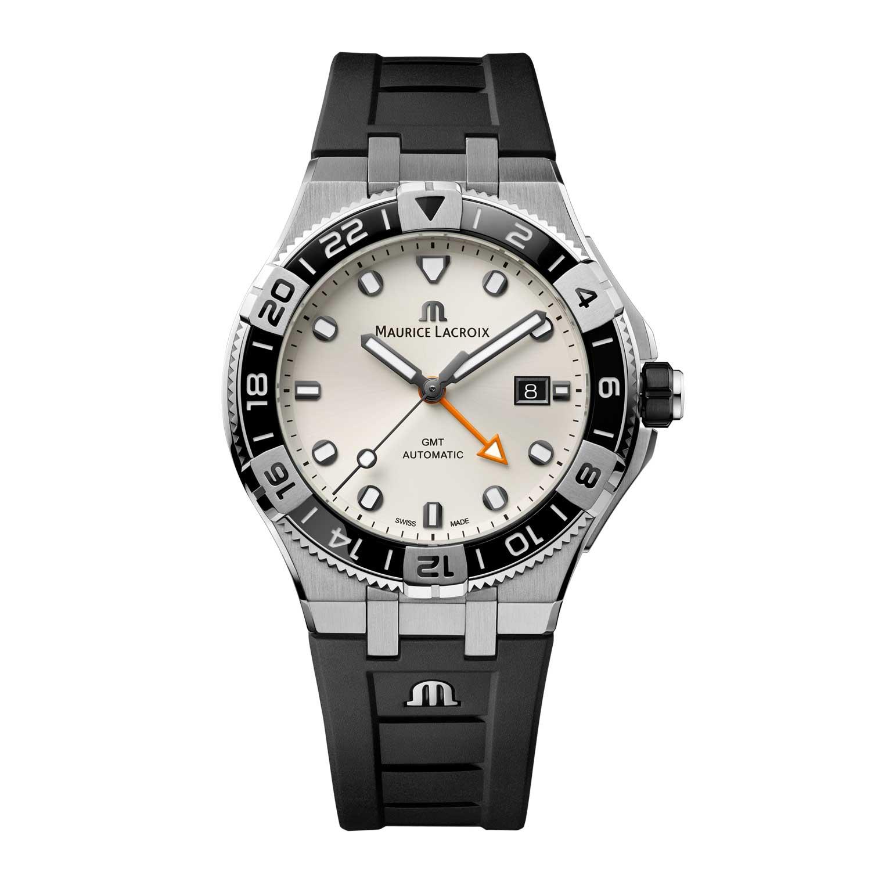 05 Maurice Lacroix Aikon Venturer GMT - Giới thiệu đồng hồ Maurice Lacroix Aikon Venturer GMT