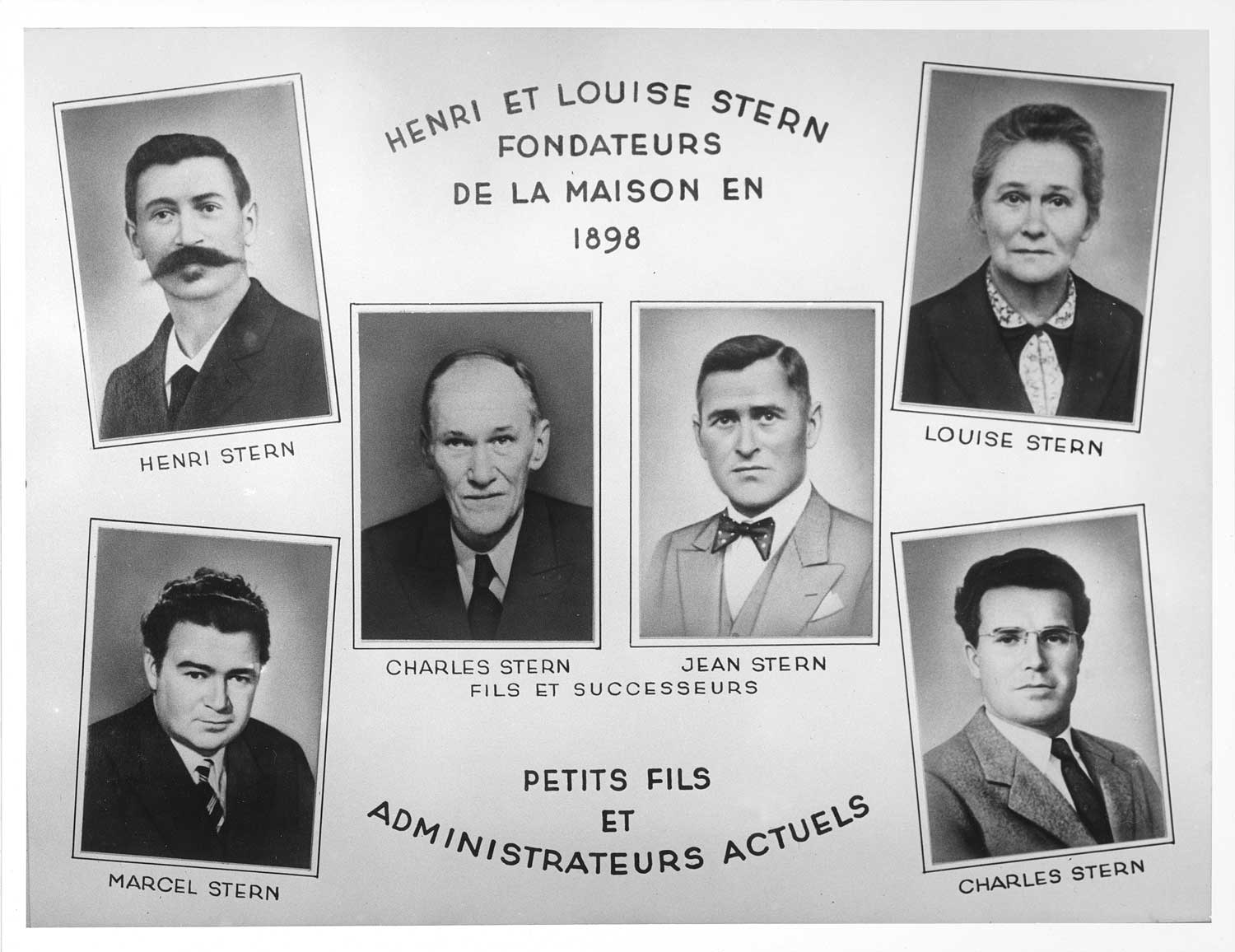 Patek Philippe was acquired by the Stern Family and run by brothers Charles and Jean Stern in 1932.