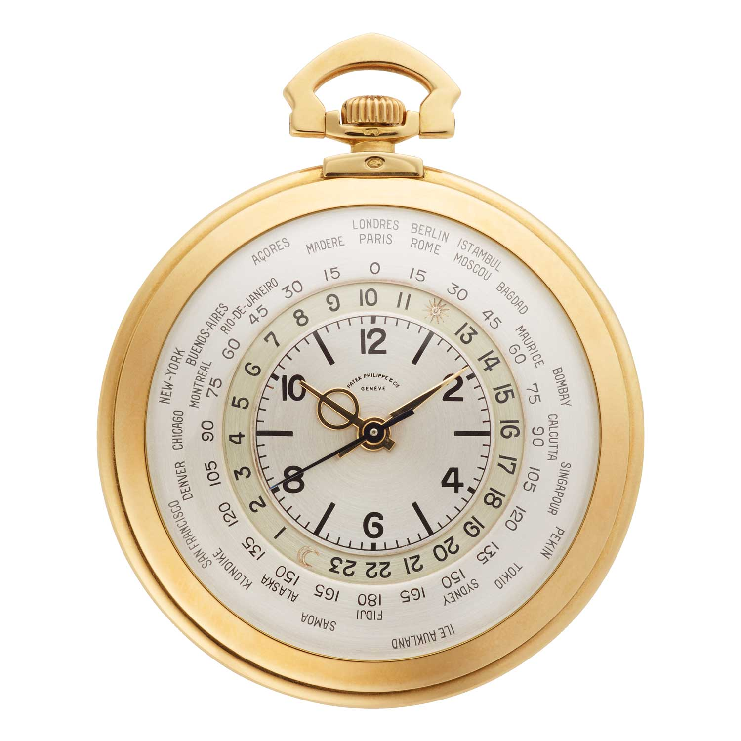 The reference 605 HU was a demonstration of the successful collaborative effort between Patek Philippe and Louis Cottier.
