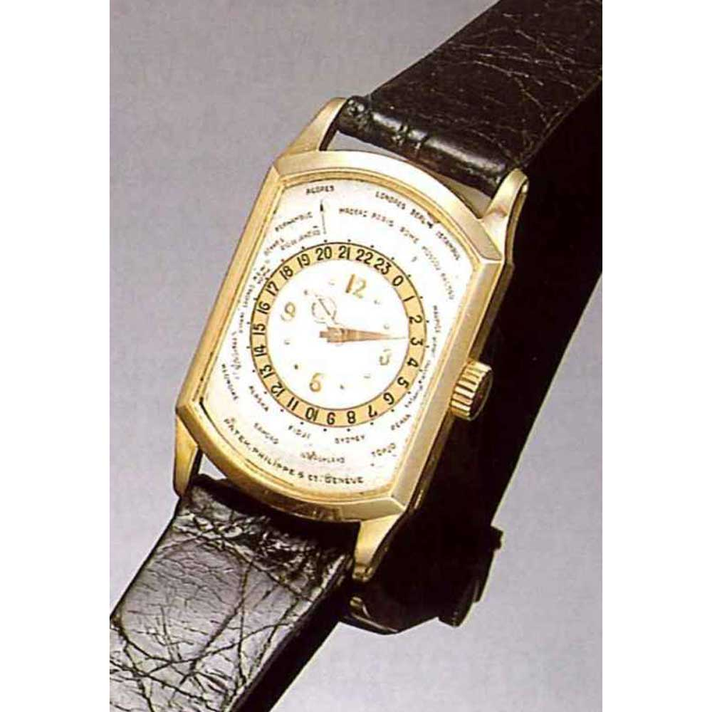 Only one example of the ref. 515 HU has ever surfaced in the secondary market and it was auctioned by Antiquorum in April 1994, fetching a price of CHF 550,000. (Image: Antiquorum)