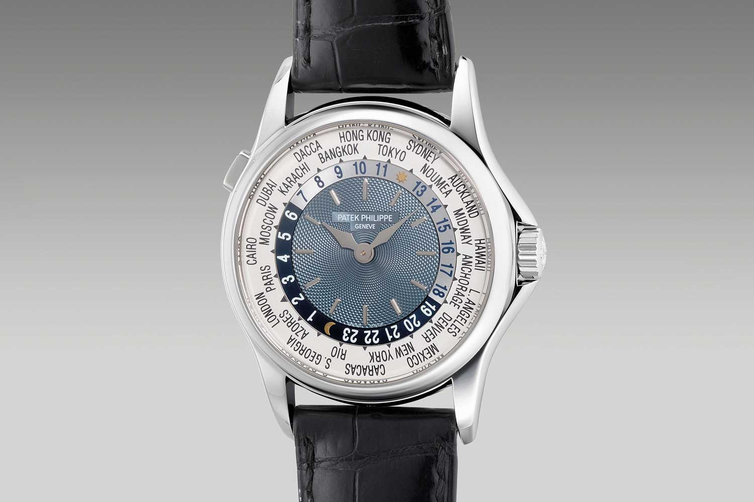 Introduced at the Baselworld fair in 2000, the ref. 5110 was a subtle nod to the reference 96 HU