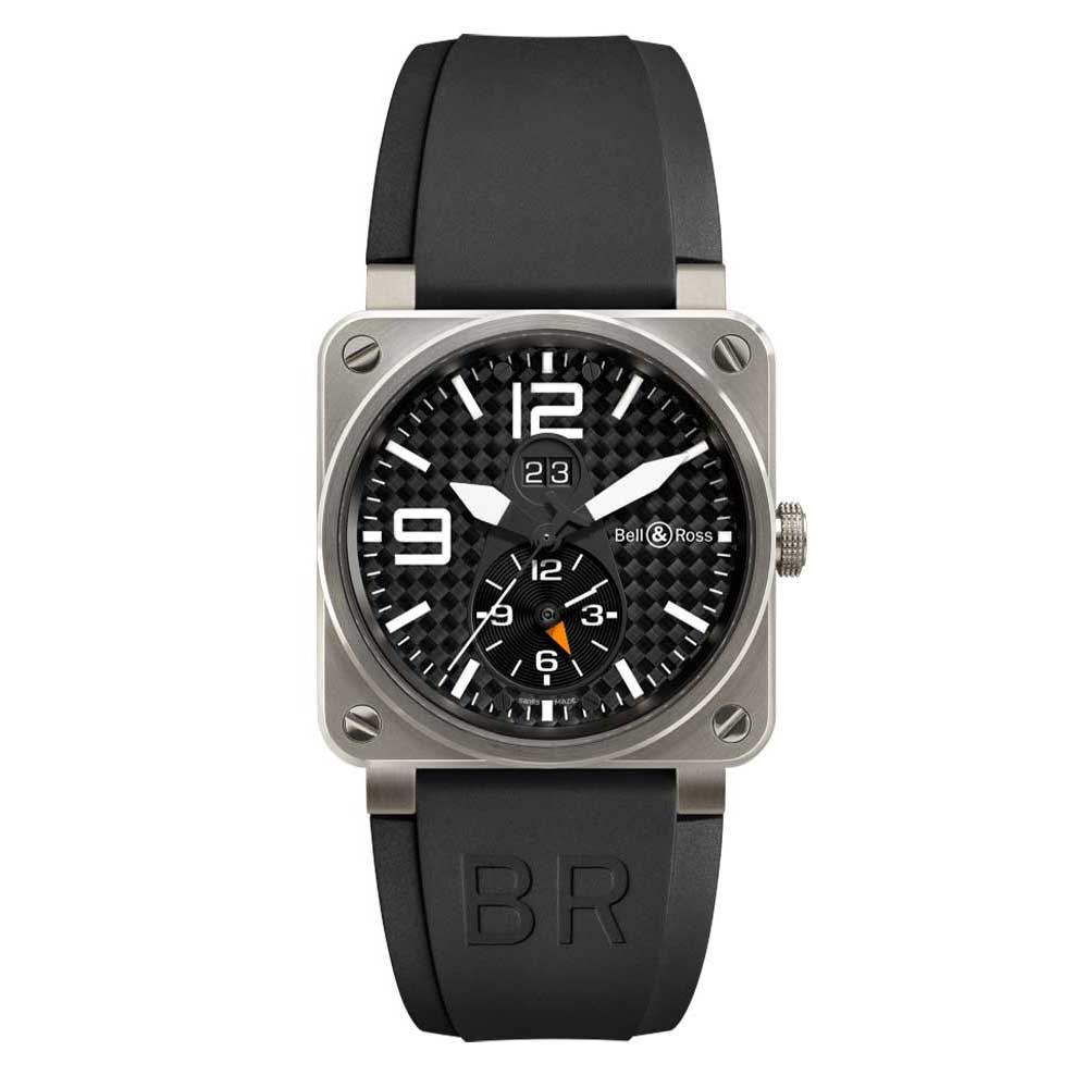 The BR 03-51 GMT Titanium from 2007