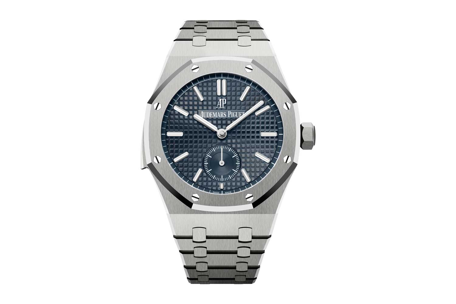 Royal Oak Minute Repeater Supersonnerie in titanium, ref. 26591TI.OO.1252TI.01; limited edition of 20 pieces